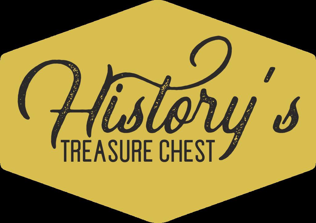 Historys Treasure Chest Logo