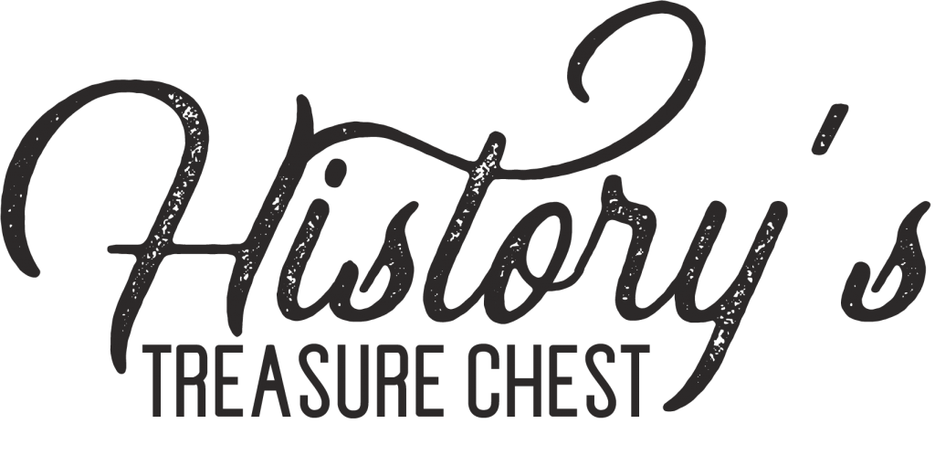 Historys Treasure Chest Logo-alternate